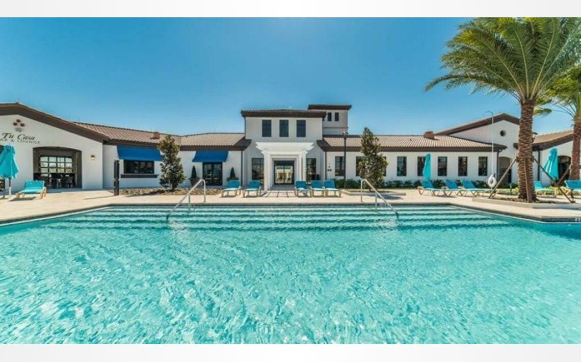 Photos of Rhodes Eight-Bedroom Villa 5088E. Kissimmee, 34747, United States of America
